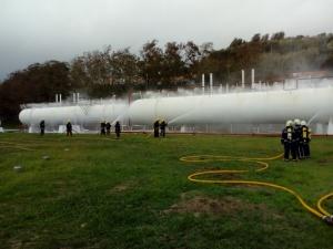 Estudo sobre benefícios fiscais a bombeiros concluído até sexta-feira