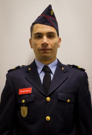 Hoje faz anos: Nelson Relva, Bombeiro de 3.ª do Quadro Ativo do Corpo de Bombeiros da AHBVF
