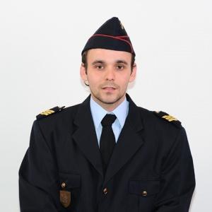 Hoje faz anos: Luís Silva, Bombeiro de 2.ª do Quadro Ativo do Corpo de Bombeiros da AHBVF