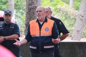 """Presidente do SRPCBA destaca """"capacidade de resposta"""" dos agentes de Proteção Civil no exercício """"Touro 2019"""""""