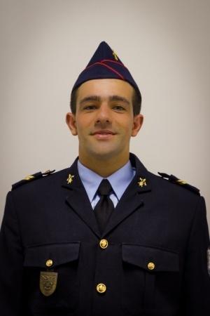 Hoje faz anos: Luís Vargas, Bombeiro de 3.ª do Quadro Ativo do Corpo de Bombeiros da AHBVF