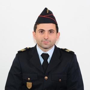 Hoje faz anos: Bruno Azevedo, Bombeiro de 2.ª do Quadro Ativo do Corpo de Bombeiros da AHBVF