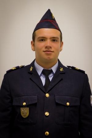 Hoje faz anos: Tiago Silva, Bombeiro de 3.ª do Quadro Ativo do Corpo de Bombeiros da AHBVF