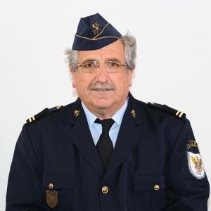 Hoje faz anos: Ercílio Fernando Andrade Dias, Chefe do Quadro de Honra do Corpo de Bombeiros da AHBVF