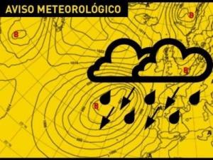 Aviso Meteorológico 89/2019, emitido pelo SRPCBA a 11-10-2019