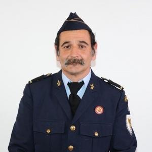 Hoje faz anos: Jorge Oliveira, Subchefe do Quadro Ativo do Corpo de Bombeiros da AHBVF