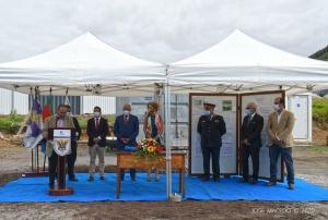 """Discurso proferido pelo Sr. Presidente da Direção da AHBVF na assinatura do auto de consignação e lançamento da primeira pedra da """"Empreitada de construção da nova sede do quartel da AHBVF"""""""