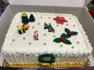 Empresa faialense oferece bolos de Natal à AHBVF