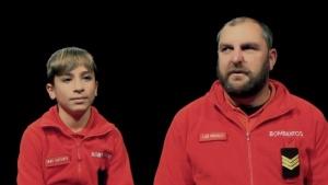 Dois elementos do CB da AHBVF participam no novo videoclipe do cantautor Filipe Fonseca